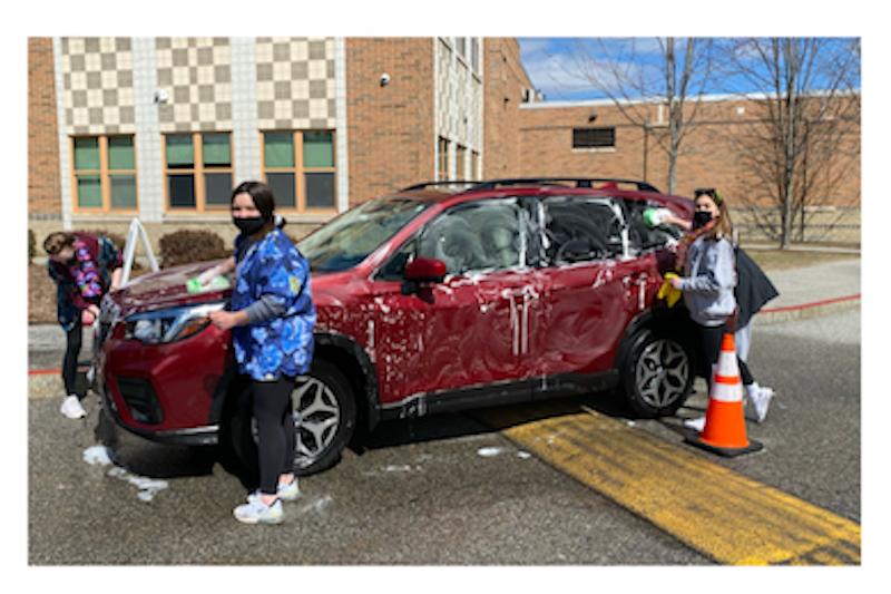 Student Car Wash - Faculty & Staff Appreciation