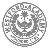 Westford Academy Crest