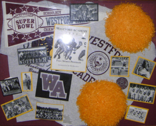 WA Athletics Pictures and Other Souvenirs