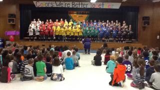 """At the Robinson School, """"We're Better Together!"""""""