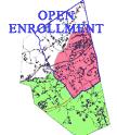 Open Enrollment Map
