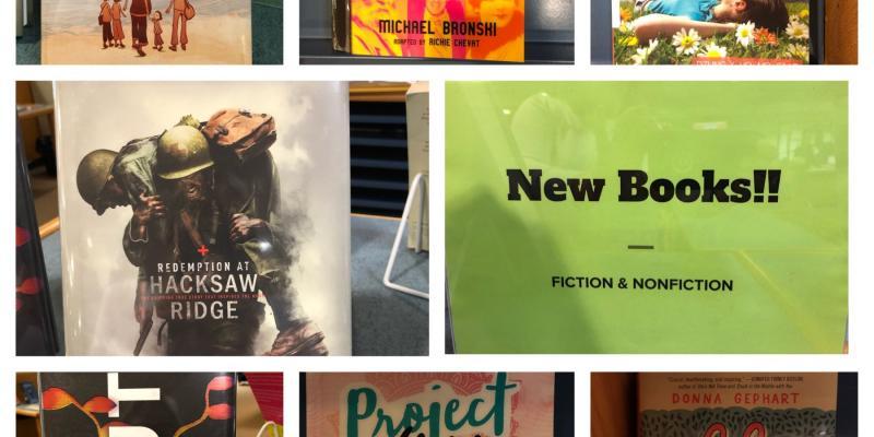 New Books Oct